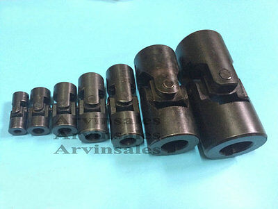 Universal Joint Coupling Shaft Coupler  Motor connector 6/8/10/12/14/16/20/22mm