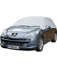 Top Car Cover Protector fits PEUGEOT 1007 Frost Ice Snow Sun (5385)