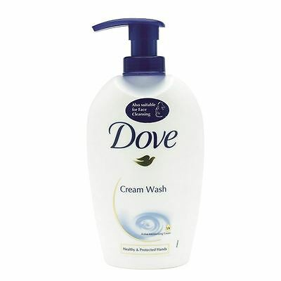 Dove Cream Soap 250ml KMSDOVE1 [CPD17700]