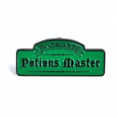 Harry Potter : ENAME LPOTIONS MASTER BADGE from Half Moon Bay