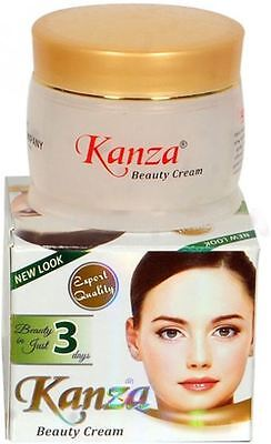 KANZA Beauty Cream Whitening Oraginal Cream Dark Circles, PIMPLES REMOVING-30g