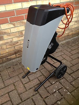masport 2500 electric chipper shredder manual