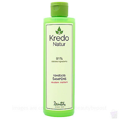 Toning SHAMPOO for dry hair with Aloe Extract and silky effect, 250ml