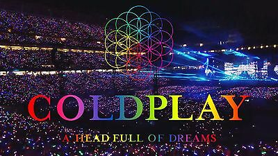 2x Entradas COLDPLAY Dreams PARÍS Francia 15 JULIO Descarga Inmediata PDF PISTA
