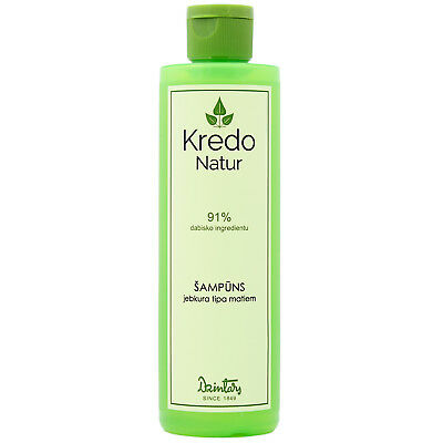 SHAMPOO with protective effect for all hair types with Aloe and Vitamins, 250ml