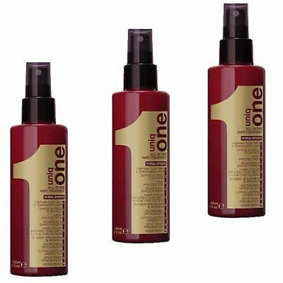 3 er Pack Revlon uniq one all in one 150 ml Leave in Treatment