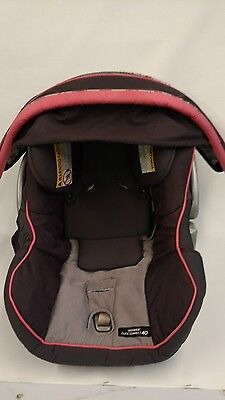 Graco SNUGRIDE 40 Click Connect Infant Car Seat Replacement Cover+ Canopy