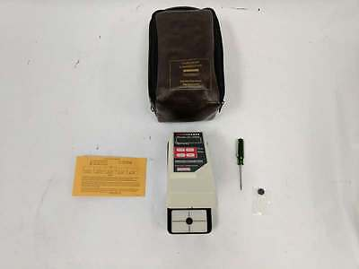 Nuclear Associates Victoreen Deluxe Clamshell Densitometer 07-443