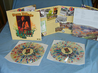 Steve Hillage Deeply Vale  Double  Psychedelic Vinyl 180 gram producers copy