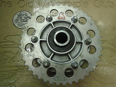 Suzuki Rear Wheel Sprocket Hub Cush 43T 520 OEM