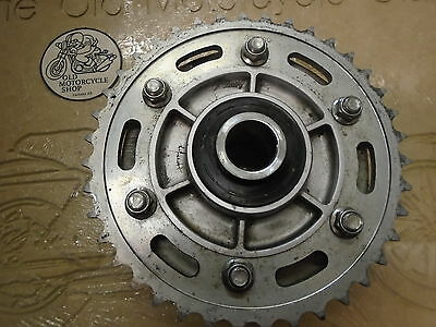 Suzuki GSXR 750 Rear Wheel Sprocket Hub Cush 39 T 530 OEM