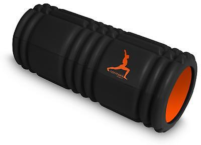 "normani SPORTS® Fitnessrolle Faszienrolle Yoga Massage Foam Roller ""TUBE ROLL"""