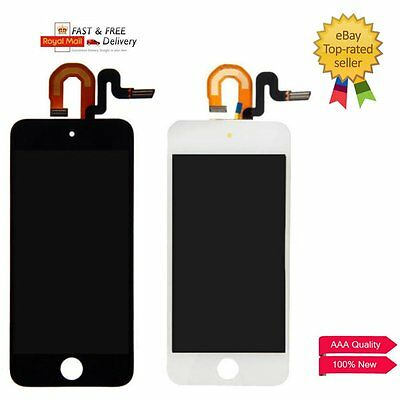 Black For iPod Touch 5 5th Gen LCD Display Touch Screen Digitizer Front Assembly