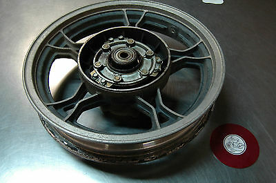 Suzuki GS650GL Rear wheel