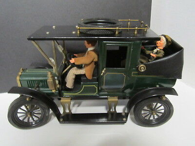 Carette Jbn Jan Blenken Tin Toy  Contemporary Limousine Tin  Car