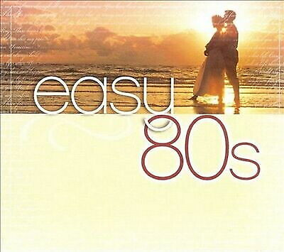 Easy 80s 10 CD Discs Time Life 150 Hits New Sealed USA Made/shipped