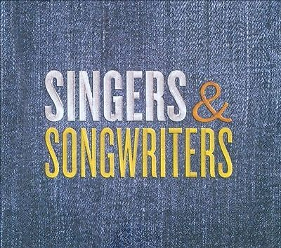 Singers & Songwriters Time-Life 11 CD Box Set Various Artists New & Sealed USA