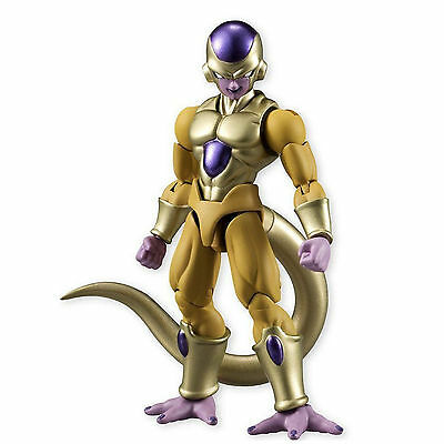 Bandai Dragon Ball Z Super Shodo Golden Freeza Action Figure NEW Toys DBZ Frieza