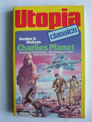 Utopia classics TB - Nr:59 Charlies Planet