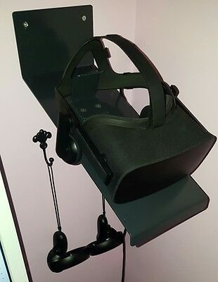 Oculus Rift Wall Mounted Stand or Display