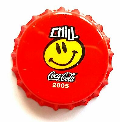 Coca Cola Chill 2005 Special & Limited Edition Norway