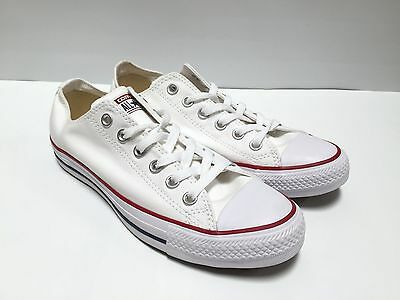 Converse Chuck Taylor All Star White Low Top US Men's 6.5