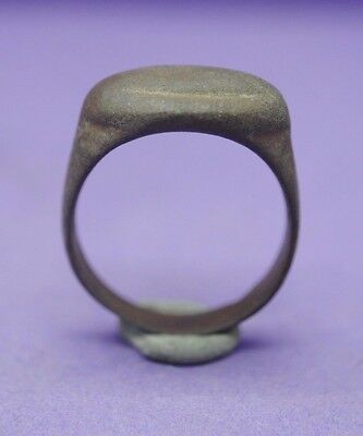 Viking period bronze ring 9th-11th century AD