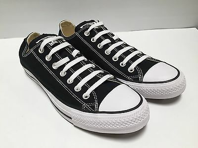 Converse Chuck Taylor All-Star Black/White Low Tops US Men's 11