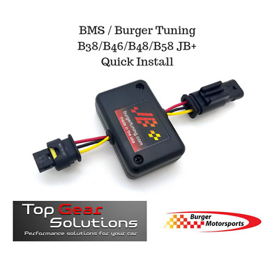 BURGER TUNING BMS F Series JB+ Quick Install Tuner BMW N20, N26, and