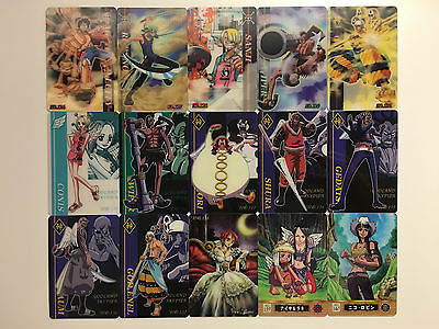 One Piece Gumica Part 6 - New King of Pirate Gummy 4 Full Set 25/25