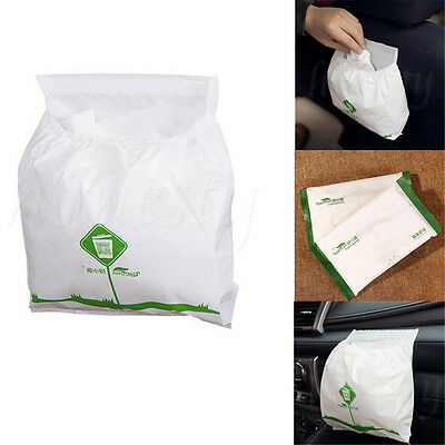 4~25PCS Waterproof Auto Garbage Trash Bag Litter Disposable For Car Trucks NEW