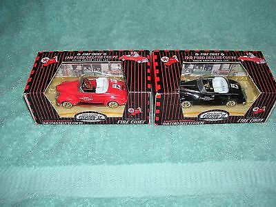 Gearbox Texaco Fire Chief 1940 Deluxe Ford Coupe Pedal Cars #1 In The Series Lim
