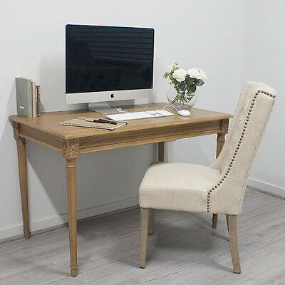 Small Student Study Desk Computer Timber Table