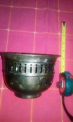 Brass bowl pot dish vintage collectable