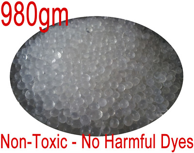 980gm Reusable Flower Drying Crystals Silica Gel Desiccant Moisture Absorber