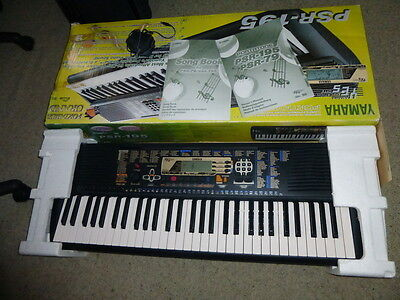 Yamaha Portable grand organ,Education suite, Piano style and Multi pads