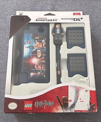 Nintendo DS LEGO Harry Potter Armour Case Kit Accessories Video Games Film