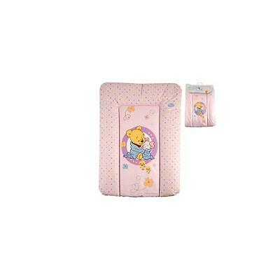 CERVE Changing mat soft pink Winnie Baby gear