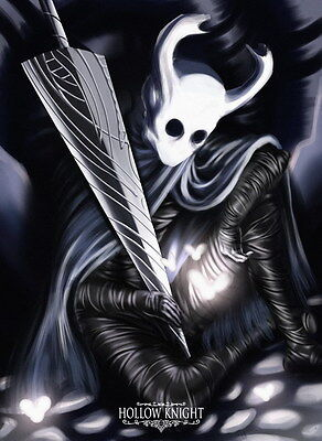 """006 Hollow Knight - ACT Action Game 24""""x32"""" Poster"""
