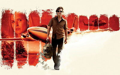 """003 American Made 2017 - Tom Cruise Crime Thriller 2017 USA Movie 38""""x24"""" Poster"""