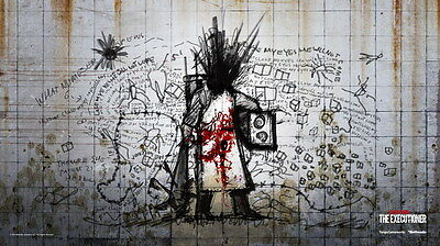 """011 The Evil Within - Ghost Survival Horror Shooting Game 42""""x24"""" Poster"""
