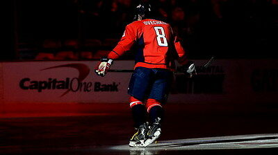 "014 Alex Ovechkin - Washington Capitals NHL Sport Player 42""x24"" Poster"