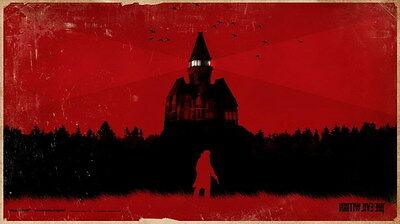 "019 The Evil Within - Ghost Survival Horror Shooting Game 42""x24"" Poster"