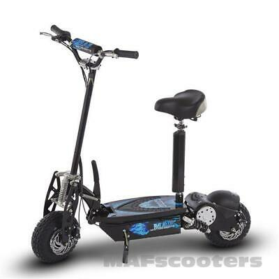 Electric E scooter  MAF Evolution upgraded X1000 36RS 1000 watt 36 Volt