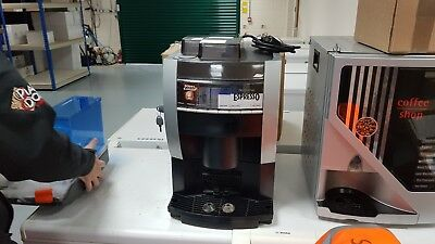 Rheavendors 'Cino' bean to cup commercial coffee machine b2c, freshly serviced.