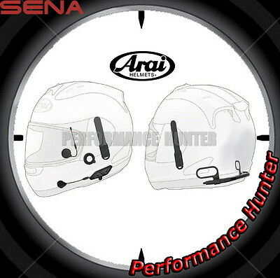 Sena Gegensprechanlage 10Uar Kommunikationssystem Bluetooth Fur Arai Integrali