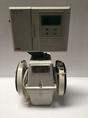 "ABB Magmaster MFE5003P110A005EH140111X Flowmeter Size:-4"" *Free Shipping* UU"