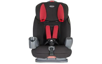 Graco Nautilus Diablo Child Car Seat Infant Baby Travel 9-36kg /9 Month-12 Y