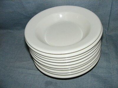 Homer Laughlin China Salad Desert Soup  Bowls Restaurant Grade 5 total