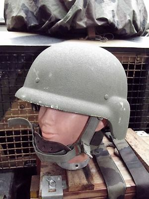 Casque Kevlar Spectra Armee Francaise / Helmet Kevlar Spectra French Army